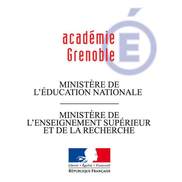 Académie de Grenoble – Ministère de l'Education Nationale