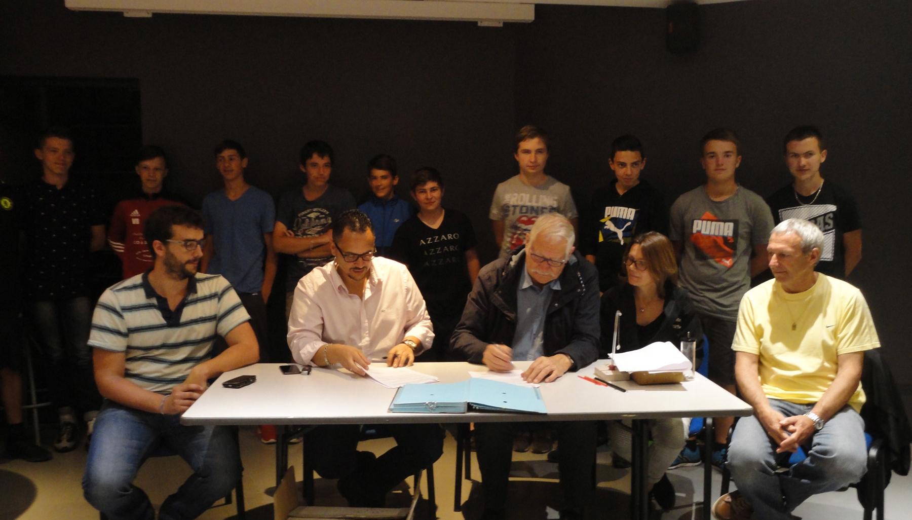 6ème année de partenariat entre L'Arche des Métiers et le collège Saint-Louis du Cheylard