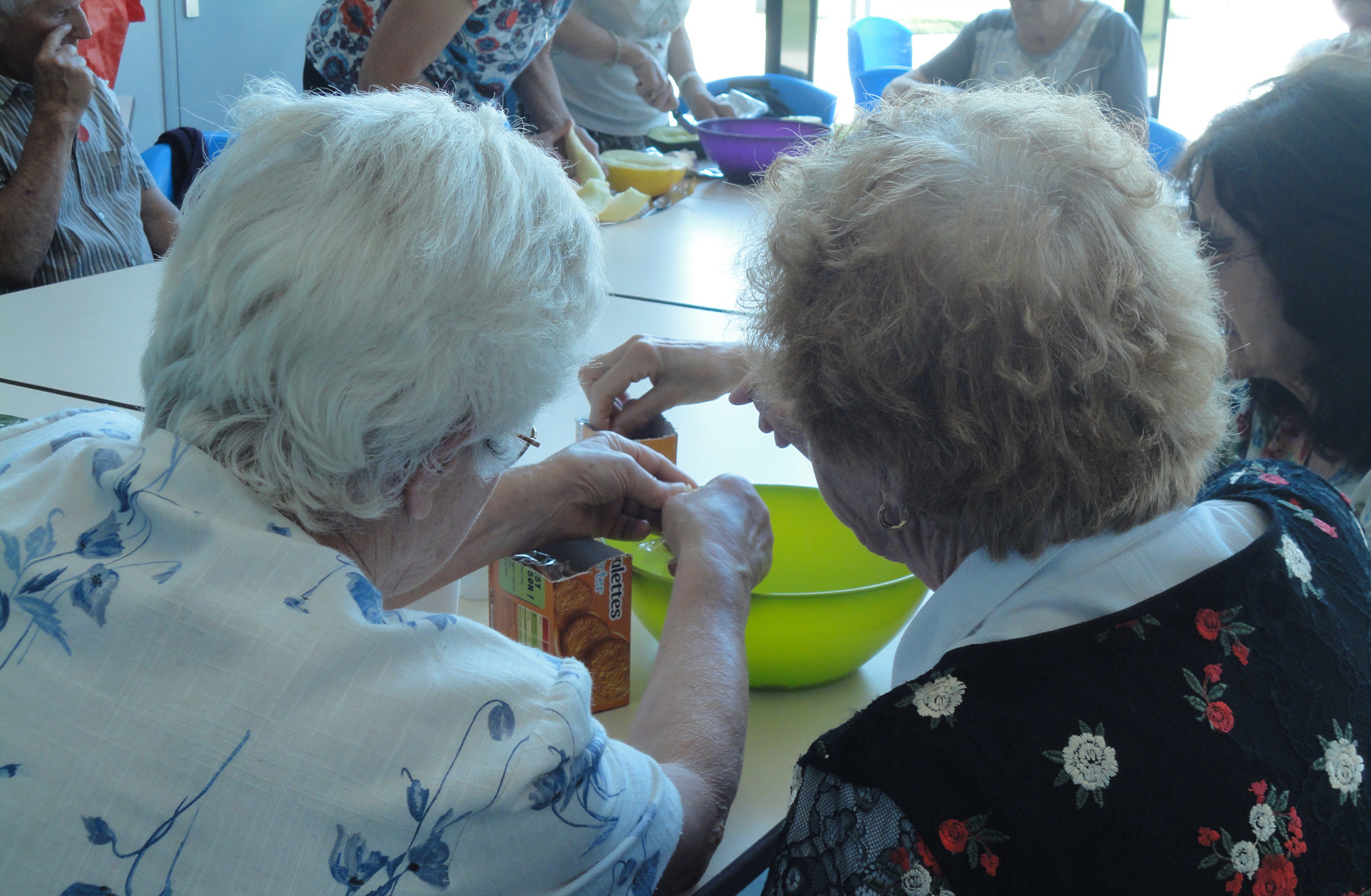 La Science pour les Seniors continuent sur sa lancée