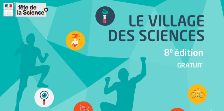 Village des Sciences Départemental 2017