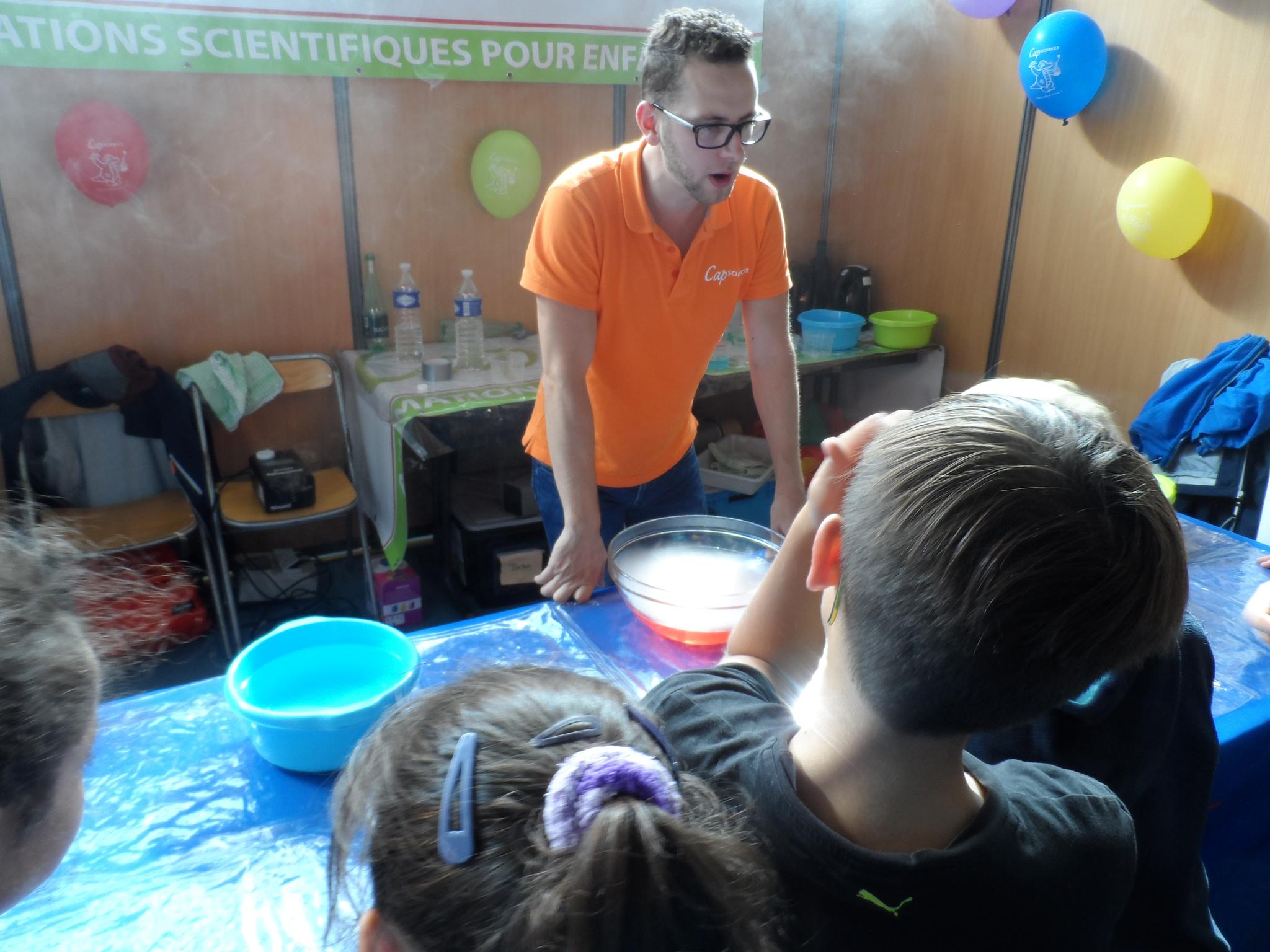 Le Village des Sciences du Pouzin : des énergies, du sport et des sciences !