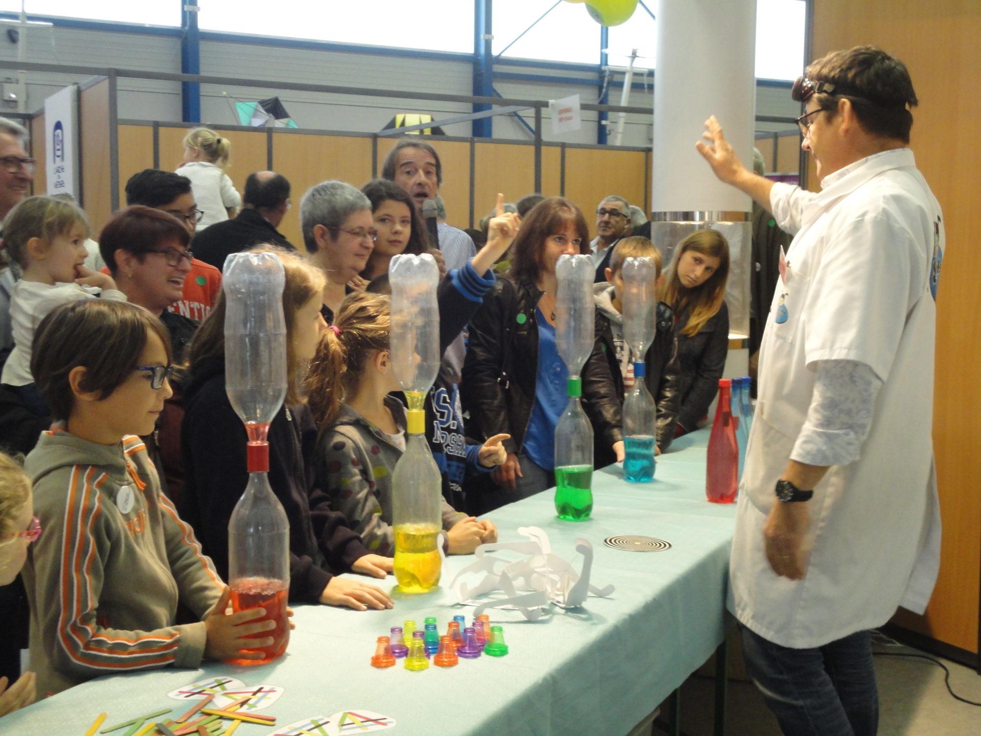 L'Ardèche fête la Science !