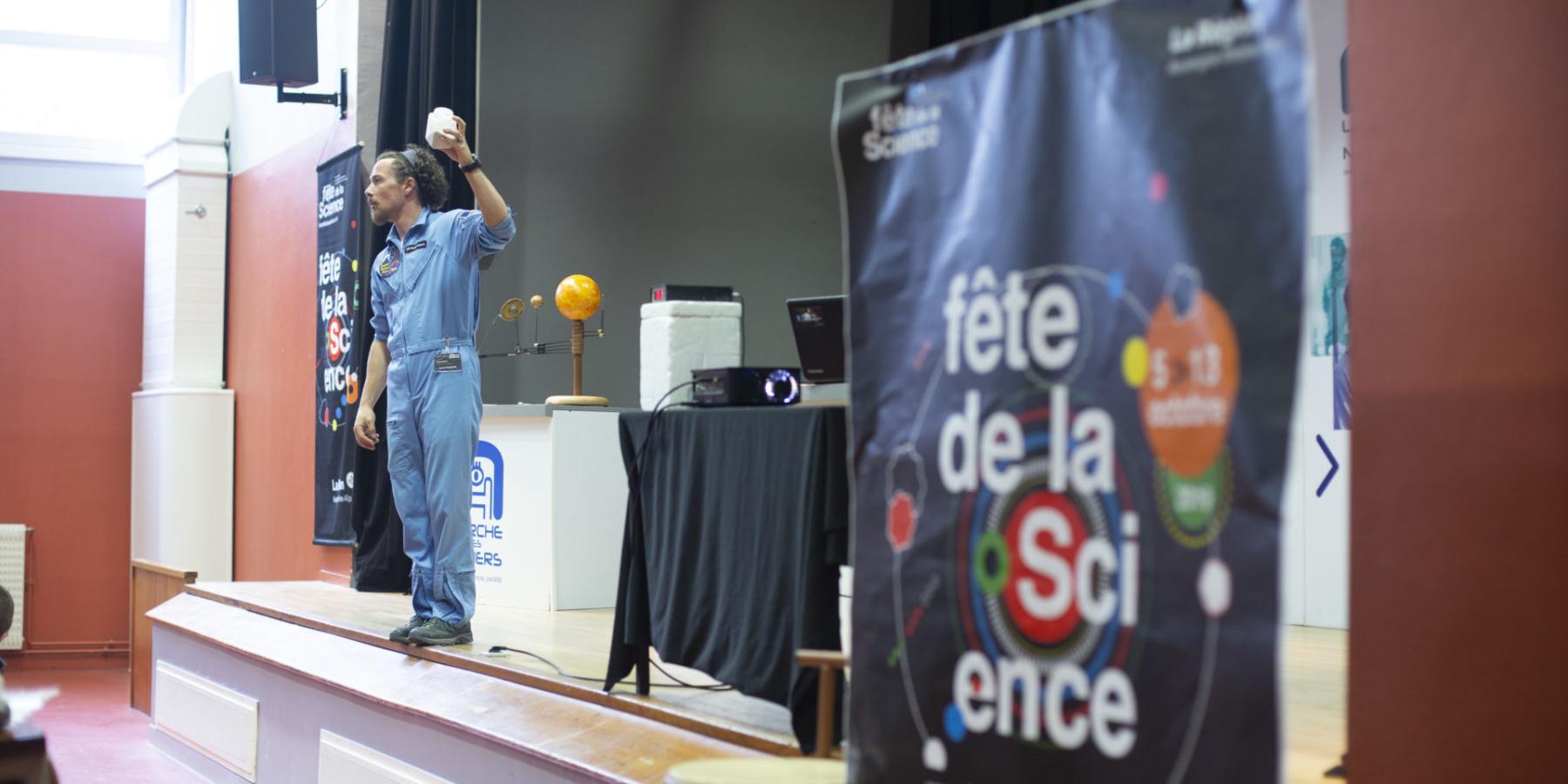 Fête de la Science 2021 - Appel à projets