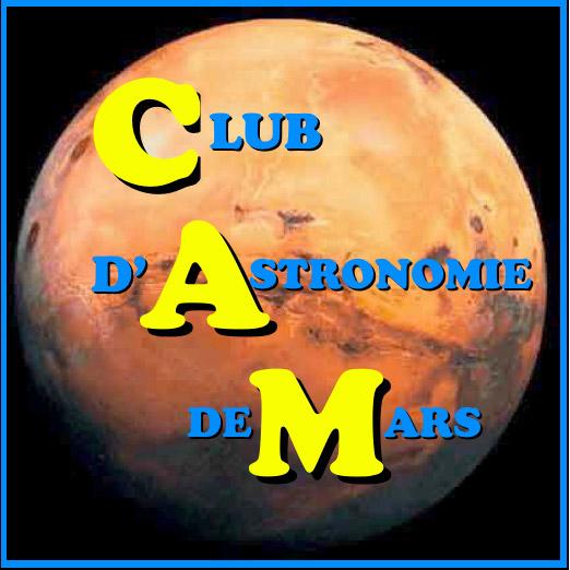 Club dastronomie de Mars