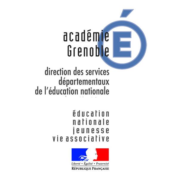 Académie de Grenoble – Direction des services de l'éducation nationale